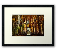 St John's Chapel, London Framed Print