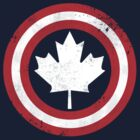 Captain Canada (White Leaf) by trekvix