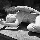 Praying Angel by olga zamora