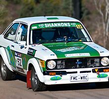 Targa West 2011, 52 Salvage & General Ford Escort RS2000 Mk2 by Immaculate Photography
