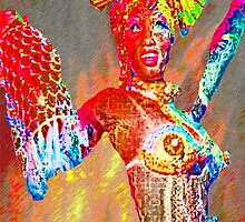 COPACABANA DANCER by AFROFUSION