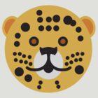 Leopard by thesoftdrinkfactory