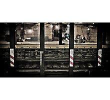 Corlandt Street Subway Station Photographic Print