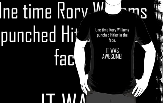 Rory vs Hitler by deelee