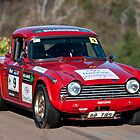 Targa West 2011, 9 PowerVac Pty Ltd Triumph TR5 by Immaculate Photography