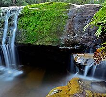 Mystery Falls. (28-8-11) by Warren  Patten