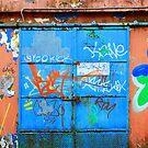 Alley Graffiti by Paul Finnegan