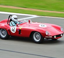 Ferrari 750 Monza by Willie Jackson