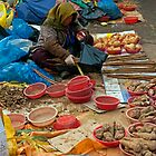 Street Market, Seoul, South Korea. by bulljup