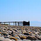 Rocks and Dock by JennaKnight