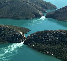 Horizontal Falls by Mark Ingram