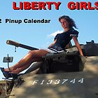 2012 Liberty Girls Calendar by LibertyCalendar