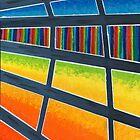 ~ Through the windows of the ship ~ by Jeremy Aiyadurai