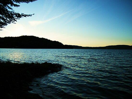 Lac La Blanche, Quebec by Graham Beatty