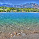 HDR - Lake Walchensee - Germany by Daidalos