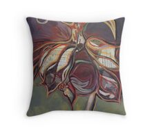 Phoenix & egg Throw Pillow