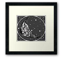 Carrion - Russian Fairytale. Finist the Falcon Framed Print