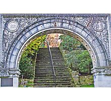 Anniversary Arch Photographic Print