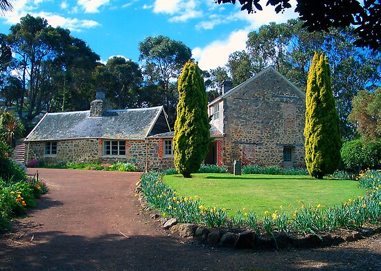 Old Farm, Strawberry Hill - Albany, WA by Akrotiri