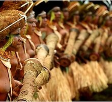 PNG Warrrior Women by chrisfranklin1
