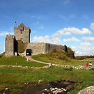 Dunguaire Castle, Kinvara, Ireland. by JoeTravers