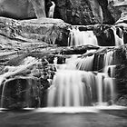 Jourama Falls ~ Rockpool Section by Dieter Tracey