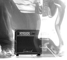 Ghost Guitar by irwin barneto