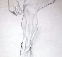 male nude by john darren sutton by John Darren Sutton
