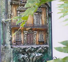 A decorative wall panel, Cuba by krista121