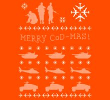 CoD-Mas Sweater Kids Clothes