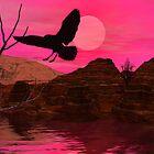 Crow by TeaAira