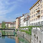 Lovely Ljubljana by Graeme  Hyde