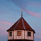 Twilight over Wymondham Cross, Norfolk by Geoimages