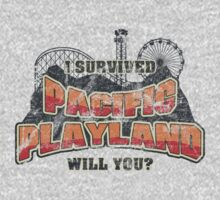 I Survived Pacific Playland by robotrobotROBOT