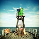 At the end of Whitby pier by jrsisson