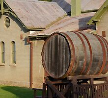 Old Winery - Gledswood by anneisabella