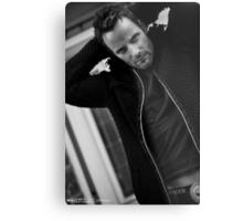 Ryan Robbins - Actors Studio Limited Edition Series Print [A1] Metal Print