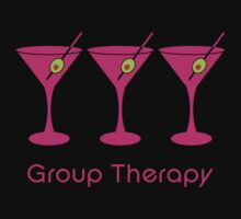 Group Therapy - Pink by LTDesignStudio