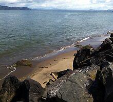 Enchanted Oregon Coast Beach  by TeaAira