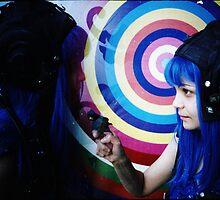 DomyBlue VS DomyBlue by Dominique Musorrafiti