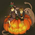 Sherlockian Halloween by thenizu