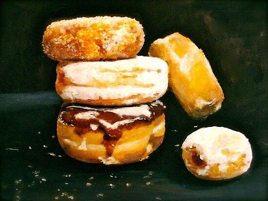 Sugar High...Doughnuts.. by © Janis Zroback