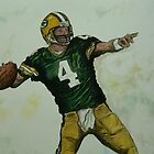 Rocket Favre by Dan Wagner
