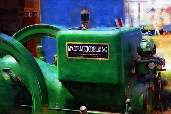 Green Machine by RC deWinter