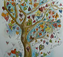 The Love Tree by Amanda Gazidis