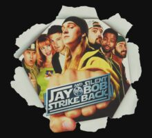 Jay and Silent Bob Strike Back by poopdoop