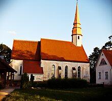 The Church. by tutulele