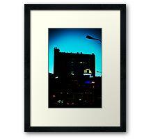 Tartu, View. Framed Print