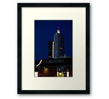 Tigutorn. Framed Print
