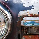 Rusted but Beautiful  by Rachel Counts